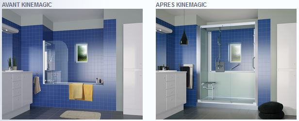 Installations salle de bains Valence Drôme